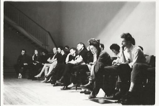 École Vitez 1987 © Barbara Bouley