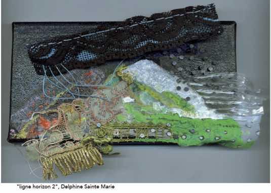 La Caverne - ligne horizon 2 © Delphine Sainte-Marie
