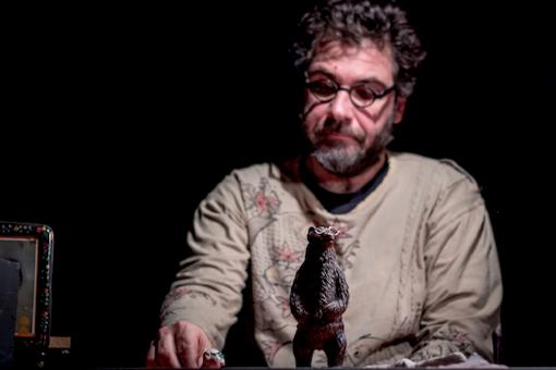 Yiorgos Karakantzas © Anima Théâtre