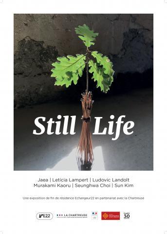 Still Life affiche