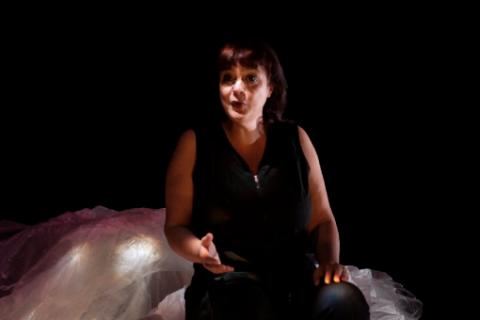 Alexandra-shiva Mélis © Didier Noghero