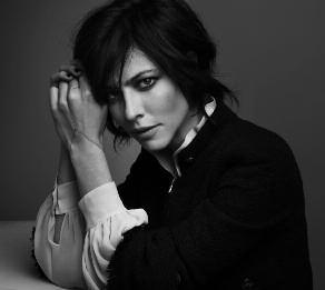 Anna Mouglalis © Ralph Mencke LDD FW Chanel