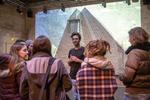 Classes theatre - Charly Breton K-C © Alex Nollet-La Chartreuse
