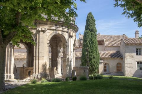 Cloître Saint-Jean © Alex Nollet