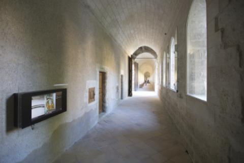 Grand Cloître © Alex Nollet/La Chartreuse