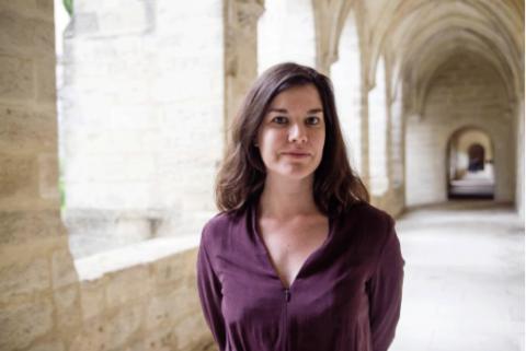 Julie Ménard © Alex Nollet/La Chartreuse