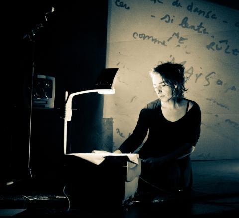 Veronika Mabardi ©Alice Piemme