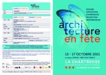 Programme Architecture en fête 2021