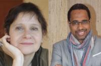 Catherine Benhamou et Souleymane Bah