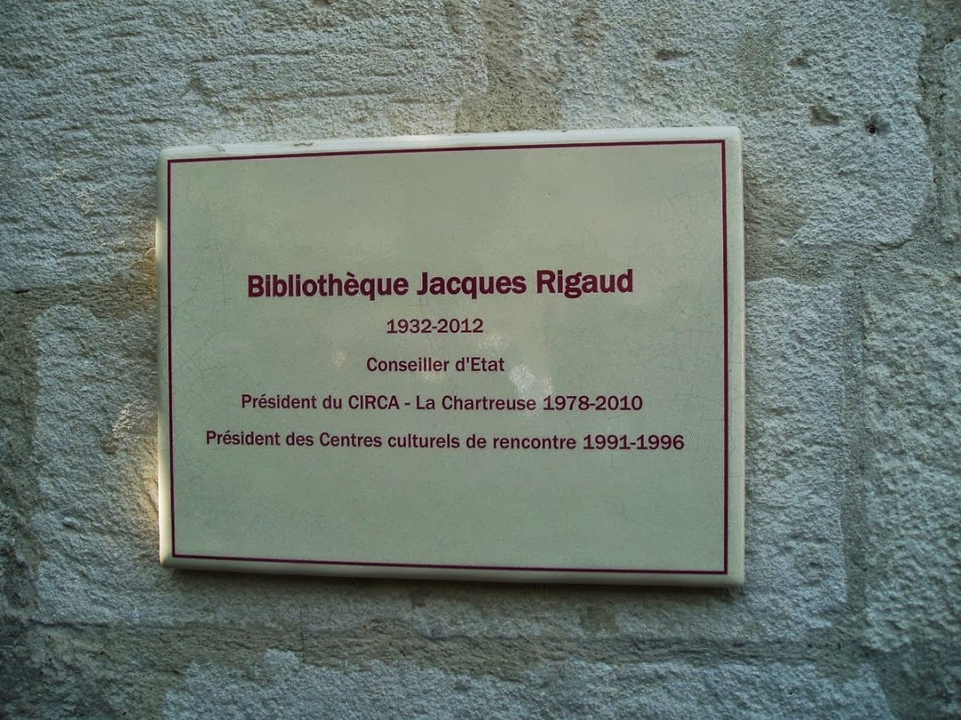Hommage à Jacques Rigaud - Photo Gérard Fortier