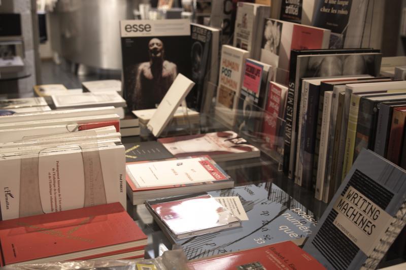 Librairie © Alex Nollet/ La Chartreuse