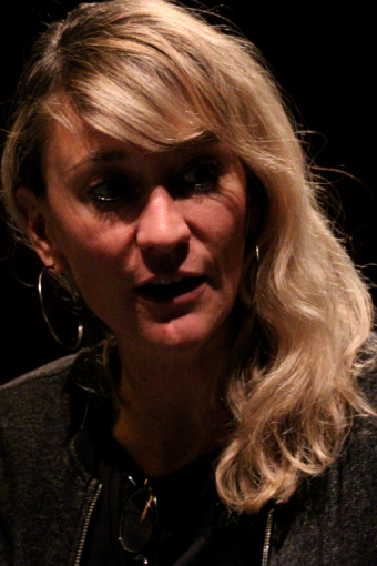 Aurélie Van Den Daele © Marjolaine Moulin