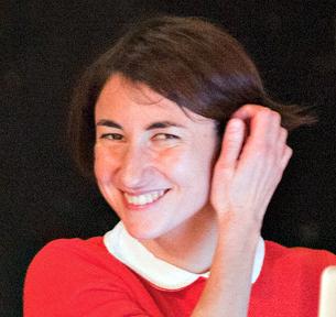 Marion Aubert © Jean-Louis Fernandez