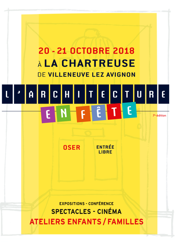 Architecture en fête 2018 © Alex Nollet/La Chartreuse