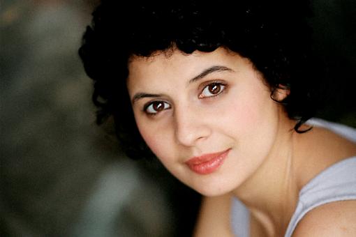 Naéma Boudoumi © Béatrice Cruvellier