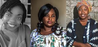 Mireille Assiba Gandebagni, Pierrette Mondako, Salimata Togora