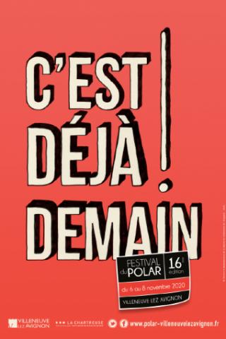 Affiche du Festival du Polar - 16e édition
