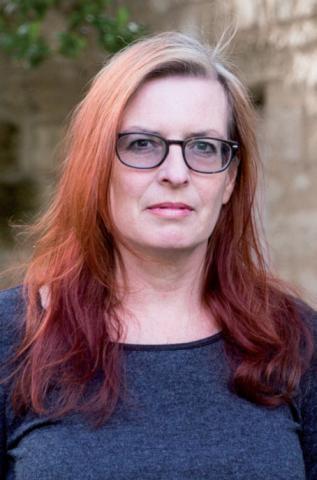 Alison Croggon © Alex Nollet/ La Chartreuse
