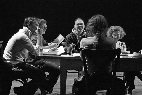 le bivouac des comités de lecture  © A Mots découverts