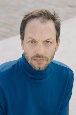 Julien Fišera ©Gaël Damerval