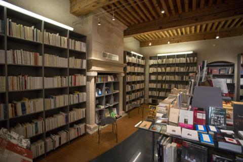 librairie-chartreuse - photo Alex Nollet