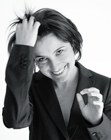Mariette Navarro © Philippe Malone