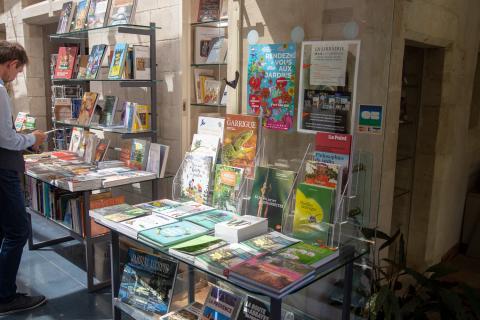 librairie © Alex Nollet / La Chartreuse