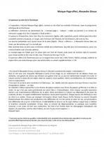 Marque-page offert